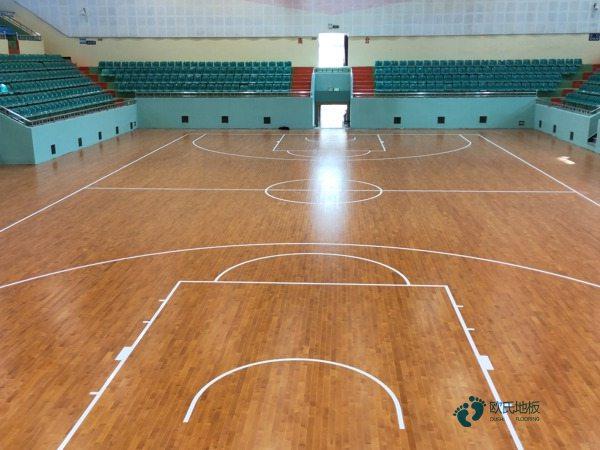 篮球木地板排行
