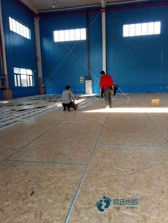 篮球木地板标准