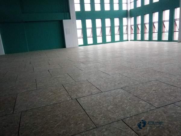 篮球木地板清洁养护