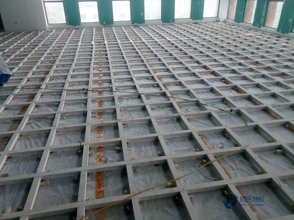 篮球木地板清洁方案