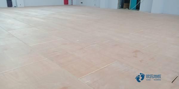 篮球木地板环保