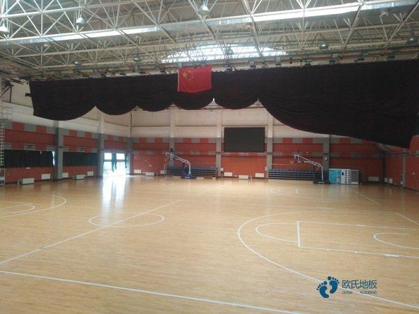 篮球木地板生产厂商