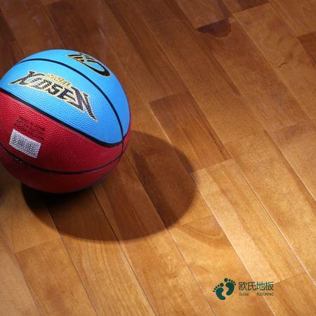 篮球木地板用什么木好