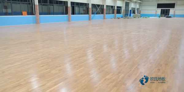 篮球木地板结构参数尺寸