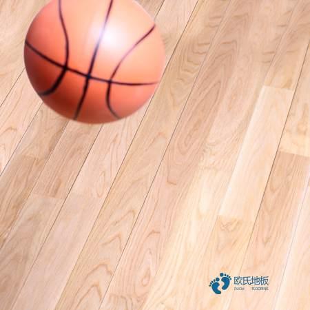 篮球木地板费用