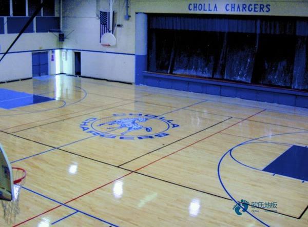 篮球木地板龙骨的作用