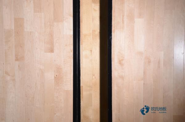 篮球馆木地板修复