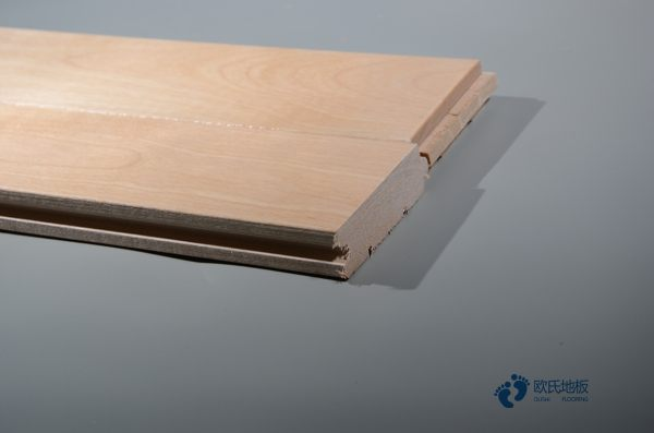 篮球馆木地板减震