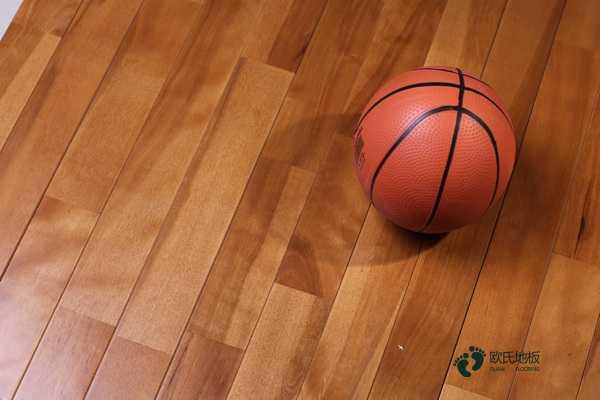 篮球馆木地板怎么更换