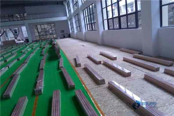 篮球馆木地板摩擦系数