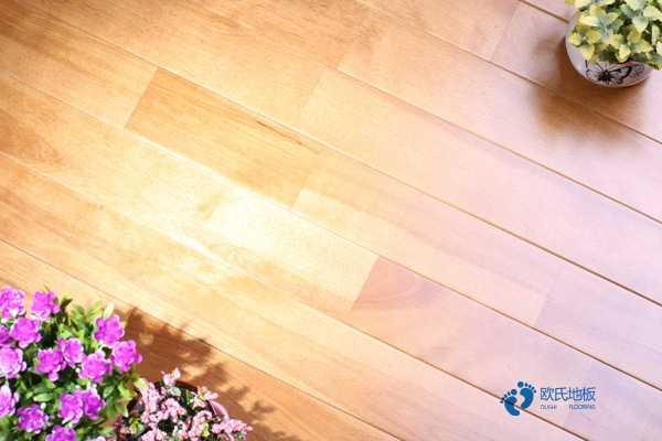 篮球馆木地板样品