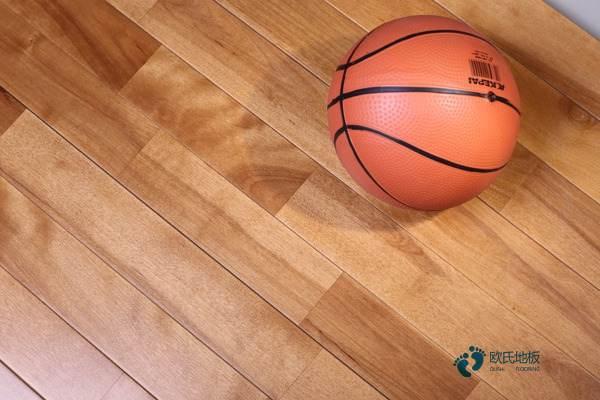 篮球馆木地板检测数据