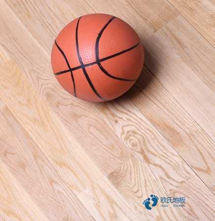 篮球馆木地板特点