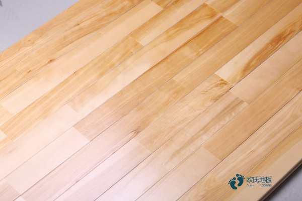 柞木篮球场地板厂家报价