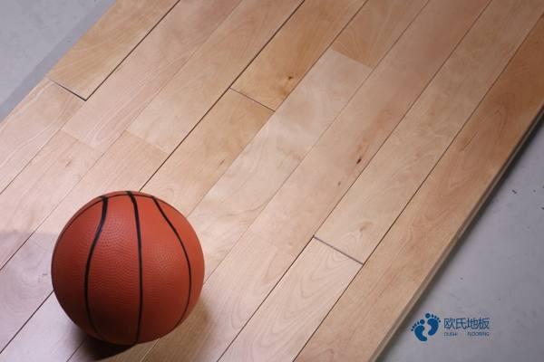 柞木篮球场地板怎么保养