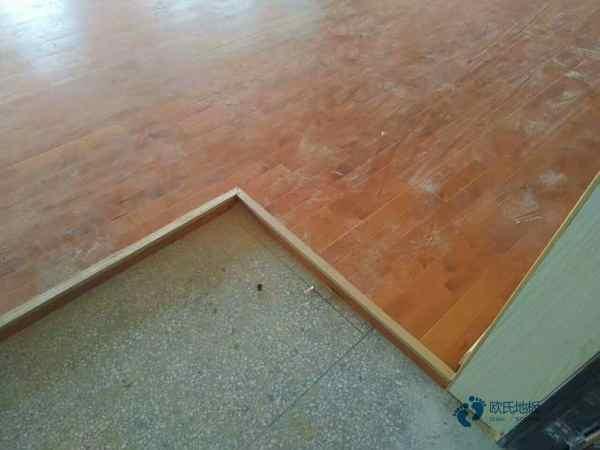 运动体育地板厂家直销