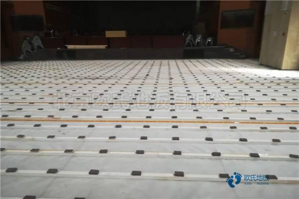 运动体育木地板哪些牌子好