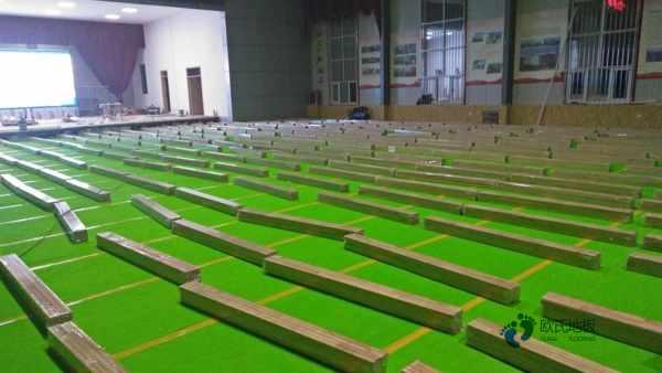 质量好体育木地板厂家报价