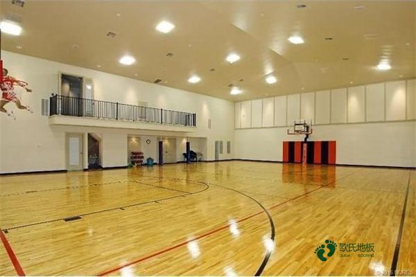 运动体育地板价格一般多少钱一平方米