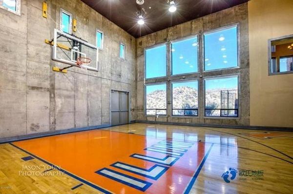 运动体育地板多少钱一平方米