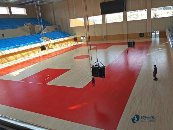 运动体育木地板多少钱能下来