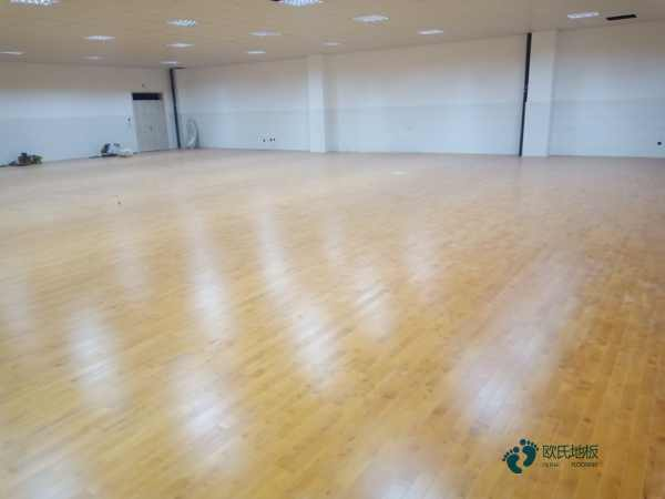 运动体育木地板更便宜的多少钱一平方米