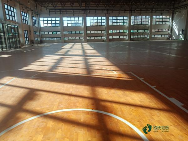 运动体育木地板要多少钱