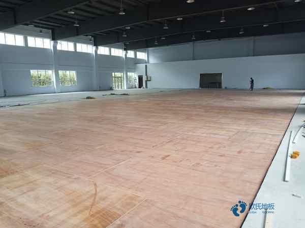 运动场木地板大概多少钱
