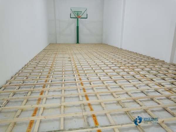 运动场馆木地板价钱