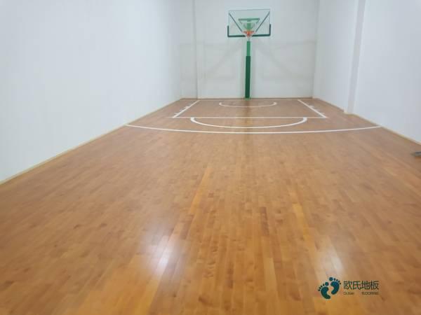 运动场馆木地板多少钱能下来