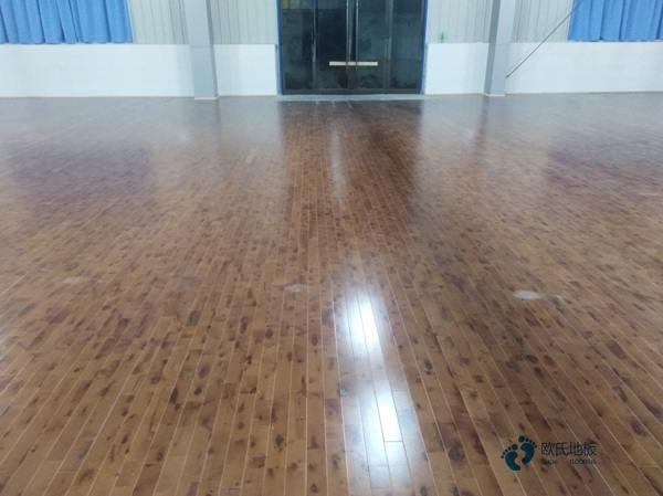 运动型木地板大约多少钱
