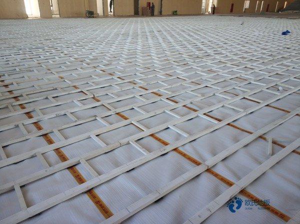 运动型木地板更便宜的多少钱一平方米
