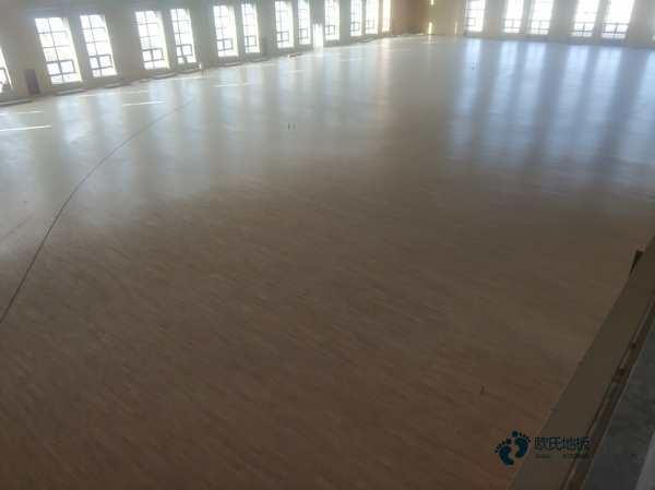 运动型木地板要多少钱