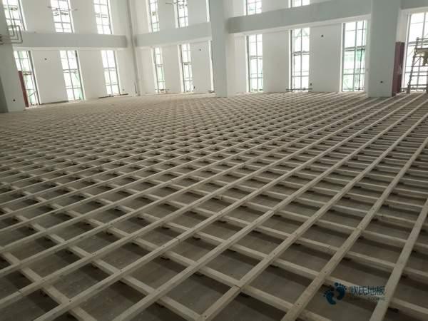 运动木地板更便宜的多少钱一平方米