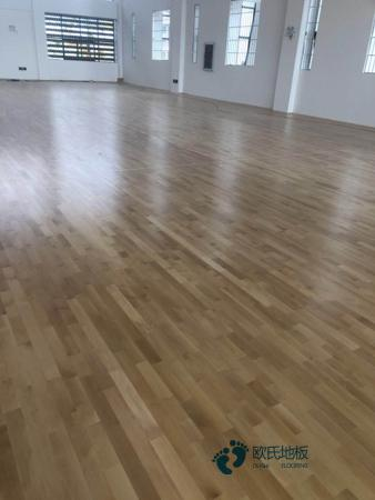 运动篮球木地板一般多少钱
