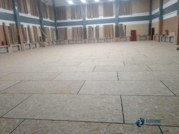 运动地板生产厂家