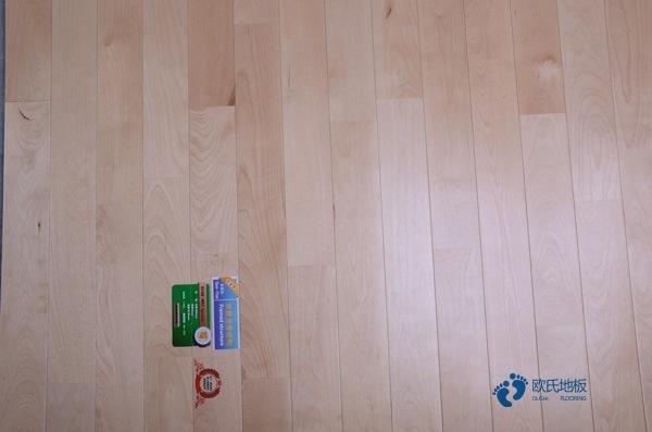 运动场地木地板厂家电话