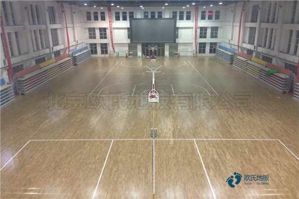 20厚篮球场地地板厂家报价