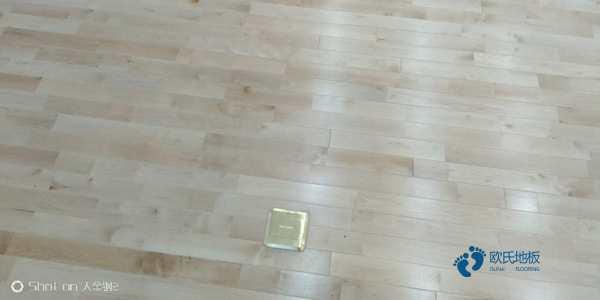 一般体育运动地板施工团队