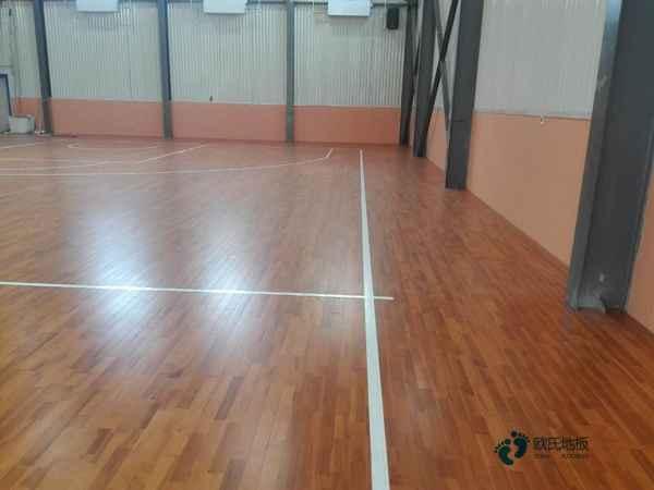 一般体育运动木地板施工方案