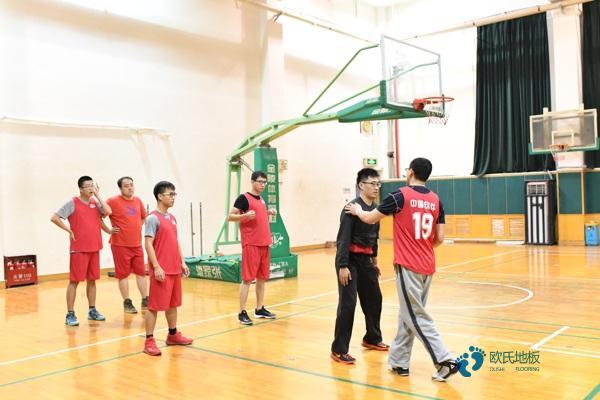 一般篮球运动地板施工单位