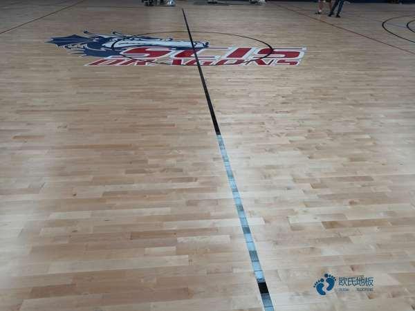 一般运动体育地板施工工艺