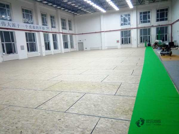 运动场馆木地板厂家