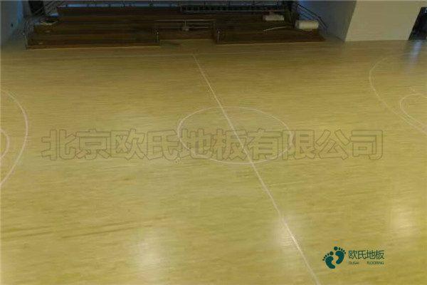 好用的体育运动木地板保养