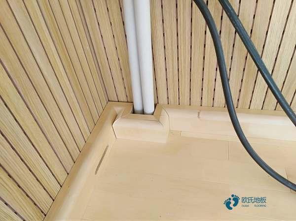 中学运动地板安装公司