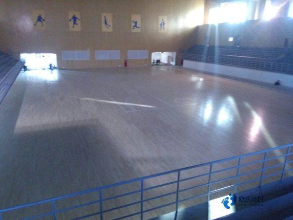 运动场馆木地板生产厂家