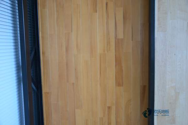 中等运动体育木地板施工单位