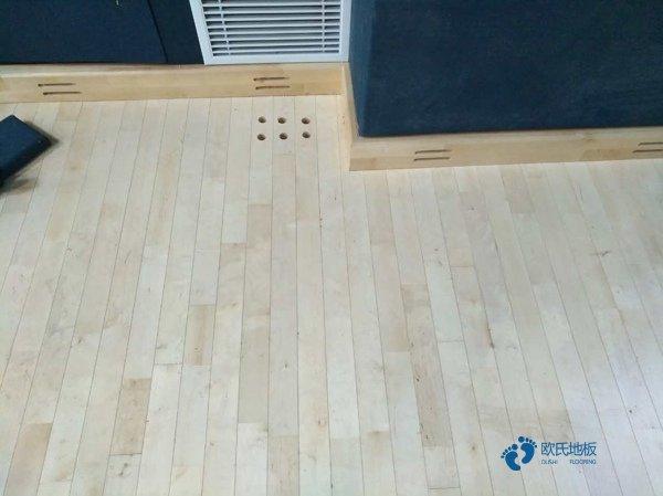 优惠的体育地板生产公司