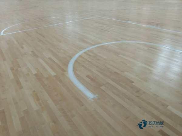 优惠的篮球地板公司