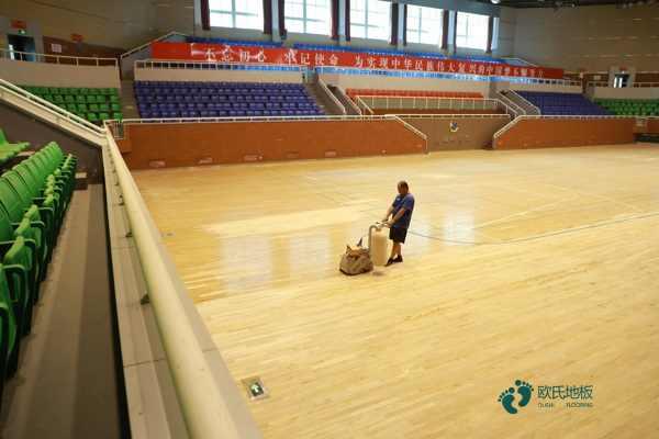 优惠的篮球木地板生产公司